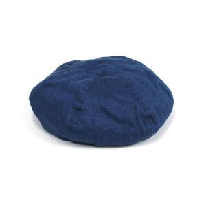 DECHO/デコー SMALL BERET BLUE|morleyclothing