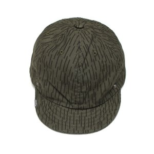 DECHO/デコー BALL CAP CAMO レインドロップ|morleyclothing