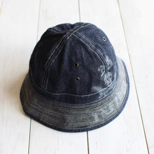 COLIMBO/コリンボ PRAIRIE ASSAULT HAT 11ozDENIM CTM|morleyclothing
