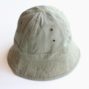 COLIMBO/コリンボ PRAIRIE ASSAULT HAT OLIVE HERRIN GBONE PLAIN|morleyclothing