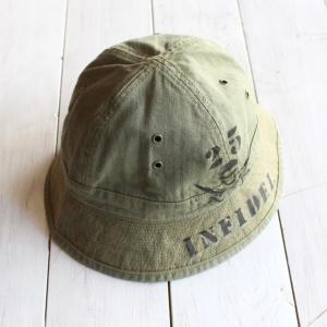 COLIMBO/コリンボ PRAIRIE ASSAULT HAT OLIVE HERRIN GBONE CTM|morleyclothing