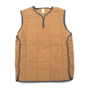 COLIMBO/コリンボ LOUISVILLE SUBMARINER VEST プレーン Oil Yellow|morleyclothing