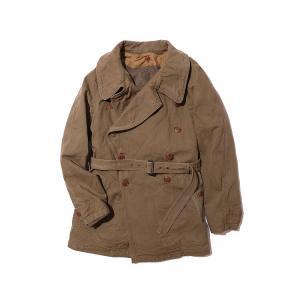 COLIMBO/コリンボ Hirondelle Scuderia M/C Coat(PLANE)Khaki|morleyclothing