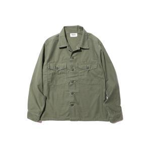 【先行ご予約商品】COLIMBO/コリンボ Perryville General Shirt FOREST GREEN|morleyclothing
