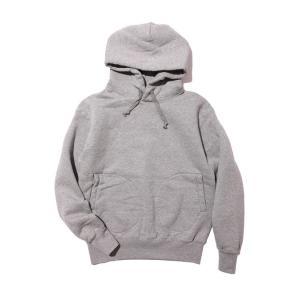 【先行ご予約商品】COLIMBO/コリンボ Rotc Shack Sweat-Hoobie Plain Mock Gray|morleyclothing