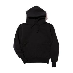 【先行ご予約商品】COLIMBO/コリンボ Rotc Shack Sweat-Hoobie Plain Black|morleyclothing
