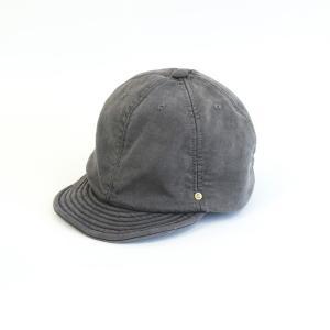 DECHO×ANACHRONORM BALL CAP BLACK サイズ01 morleyclothing