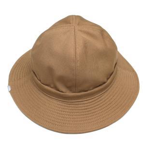 セール【20%OFF】DECHO×ANACHRONORM WOOL HUNTER HAT BEIGE|morleyclothing