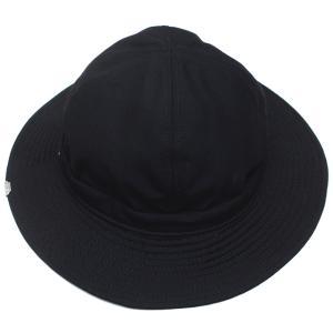 セール【20%OFF】DECHO×ANACHRONORM WOOL HUNTER HAT BLACK|morleyclothing