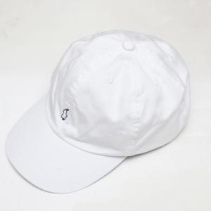 DECHO/デコ LOGO CAP ロゴキャップ ホワイト|morleyclothing