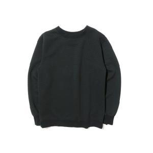 COLIMBO/コリンボ PARELSTRAAT QUILTED SHIRT BLACK|morleyclothing