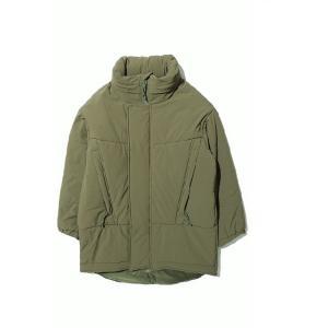 COLIMBO/コリンボ MULESKINNER SUPEROR WARM COAT GREEN|morleyclothing