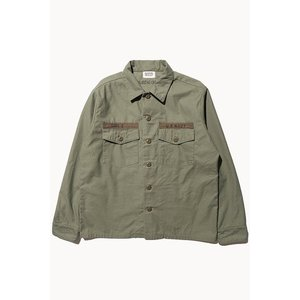 COLIMBO/コリンボ Mekong-Delta Jet-Crew Forest Green|morleyclothing