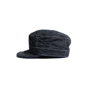 COLIMBO/コリンボ UTILITY CAP Indigo Denim morleyclothing