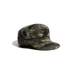 COLIMBO/コリンボ UTILITY CAP Tiger Camo morleyclothing
