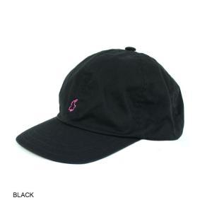 DECHO/デコ LOGO CAP ロゴキャップ ブラック morleyclothing