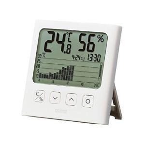 タニタ デジタル温湿度計(グラフ付き) TT-581