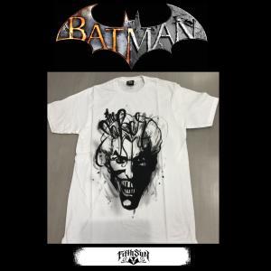 FIFTHSUN BATMAN JOKER Tシャツ フィフスサン ジョーカー バットマン
