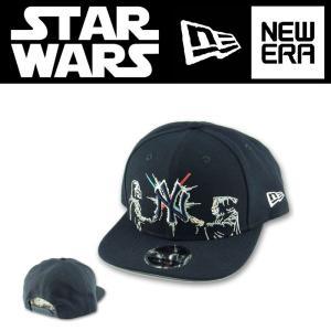 NEWERA × STARWARS 9FIFTY DUEL SNAP CAP ニューエラ スターウォーズ moshpunx