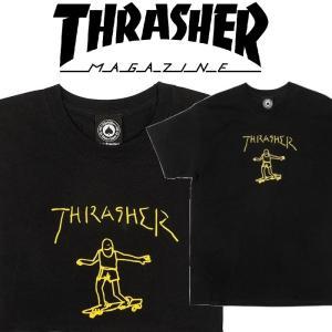 THRASHER GONZ SS TEE スラッシャー Tシャツ|moshpunx