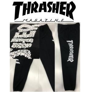 THRASHER SKULLS SWEATPANTS スラッシャー スウェットパンツ|moshpunx