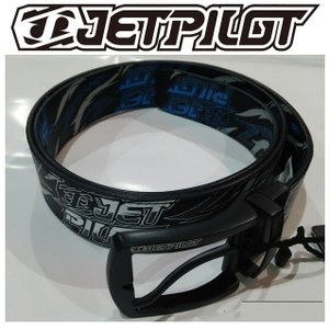 JETPILOT VORTEX W15 REVERSIVE BELT BLACK ジェットパイロット ベルト|moshpunx