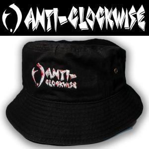 ANTI-CLOCKWISE アンチ BUCKET HAT アンチクロックワイズ|moshpunx