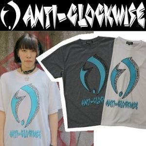 ANTI-CLOCKWISE CHINA RISK Anhui アンチクロックワイズ Tシャツ|moshpunx