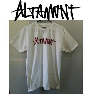ALTAMONT ONELINER TEE アルタモント Tシャツ|moshpunx