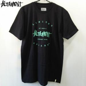 ALTAMONT STAYCLEAN TEE アルタモント Tシャツ|moshpunx