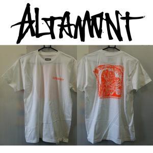 ALTAMONT PSYCHO REAPER TEE アルタモント Tシャツ|moshpunx
