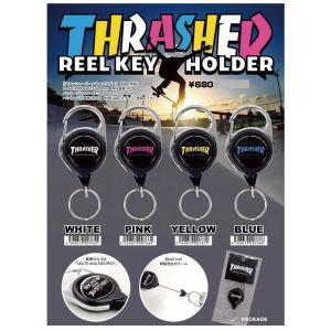THRASHER REEL KEYHOLDER スラッシャー リール キーホルダー|moshpunx