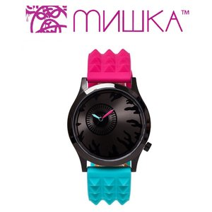 MISHKA x ALIVE: KEEP WATCH ミシカ 腕時計 MULTI|moshpunx