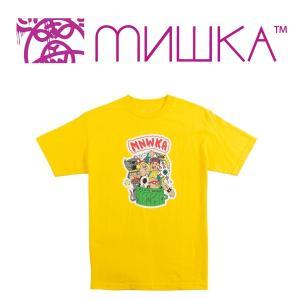 MISHKA GARBAGE PAIL ADDERS TEE ミシカ Tシャツ|moshpunx