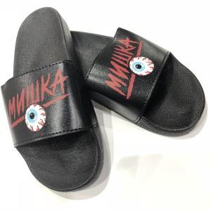 MISHKA KEEP WATCH FANATIC SANDAL ミシカ サンダル|moshpunx