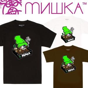MISHKA BLUBTED TEE ミシカ Tシャツ moshpunx
