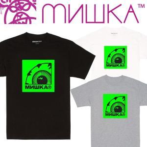 MISHKA KEEP WATCH LOCKUP TEE ミシカ Tシャツ moshpunx