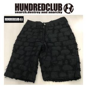 HUNDREDCLUB ショーツ ハーフパンツ ショートパンツ ハンドレッドクラブ HELLCATPUNKS ヘルキャットパンクス|moshpunx