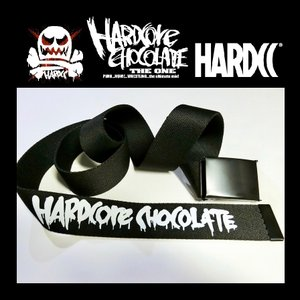 ハードコアチョコレート コアチョコベルト2020(インキー・ブラック) HARDCORE CHOCOLATE moshpunx