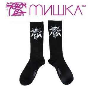 MISHKA CYCO SATIVA SOCKS ミシカ ソックス 靴下|moshpunx