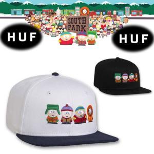 HUF×SOUTH PARK SP KIDS STRAPBACK CAP サウスパーク キャップ moshpunx