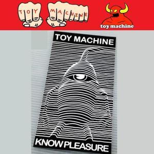 TOYMACHINE トイマシーン TOY DIVISION STICKER ステッカー|moshpunx