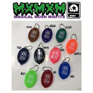 MxMxM COIN CASE MAGICAL MOSH MISFITS マジカルモッシュミスフィッツ マモミ コインケース|moshpunx