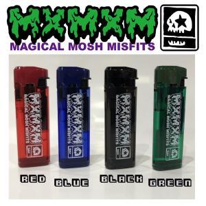 MxMxM TURBO LIGHTER MAJICAL MOSH MISFITS マジカルモッシュミスフィッツ マモミ ライター|moshpunx