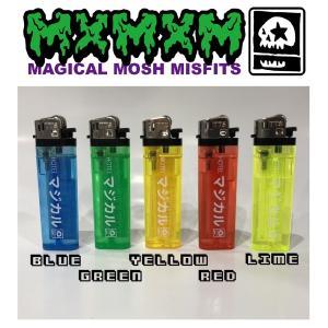 MXMXM マジカルホテルライター MAGICAL MOSH MISFITS マジカルモッシュミスフィッツ マモミ ライター|moshpunx