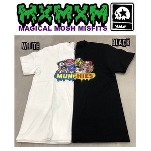 MxMxM WANPAKU MUNCHIES TEE Tシャツ マジカルモッシュミスフィッツ MAGICAL MOSH MISFITS|moshpunx