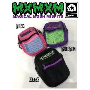 MXMXM ミニポ ポーチ マジカルモッシュミスフィッツ|moshpunx