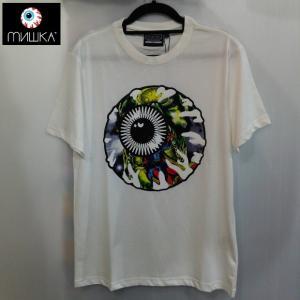 MISHKA LAMOUR ENDLESS BUMMER KEEP WATCH TEE ミシカ Tシャツ WHITE|moshpunx