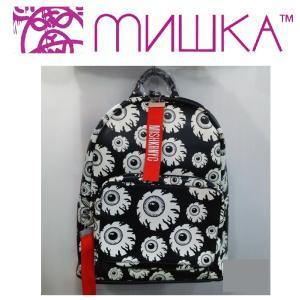 MISHKA KEEP WATCH ALLOVER BACKPACK ミシカ バックパック|moshpunx