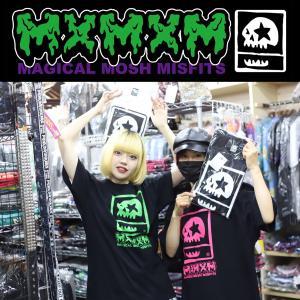 MxMxM TEE マジカルモッシュミスフィッツ MAGICAL MOSH MISFITS マモミ Tシャツ|moshpunx